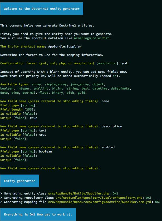 How to add a custom model? — Sylius documentation